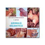 Mica enciclopedie ilustrata. Animale salbatice