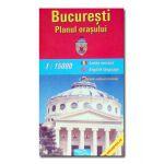 Bucuresti. Planul orasului