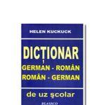 Dictionar german-roman / roman-german de uz scolar-Blassco