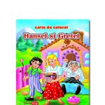 Hansel Si Gretel Carte de colorat B5