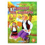 Amintiri din copilarie 2 carte de colorat B5