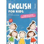 English for kids cls III caiet de lucru-editie color-Booklet