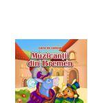 Muzicantii din Bremen Carte de colorat B5