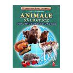 Animale salbatice din tinuturile noastre-cartonase