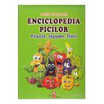 Enciclopedia picilor-Fructe, legume, flori