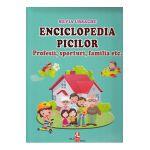 Enciclopedia picilor-Profesii, sporturi, familia etc.