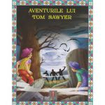 Aventurile lui Tom Sawyer (LITERE MARI) Astro