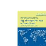 App store pentru micii informaticieni. Auxiliar pentru cls aV-a