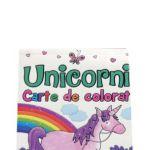 Unicorni-carte de colorat