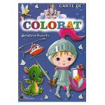 Carte de colorat pentru baieti