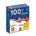 100 DE CUVINTE IN LIMBA FRANCEZA joc bilingv
