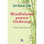 Mindfulness pentru vindecare.Noul mod de a fi