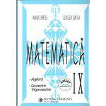 Matematica cls.a IXa-Algebra-Geometrie.Trigonometrie