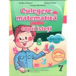 Culegere de matematica pentru copii isteti cl.III