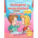 Culegere de matematica pentru copii isteti cl.IV