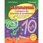 MATEMATICA Culegere de exercitii si probleme dupa noua programa cl.IV