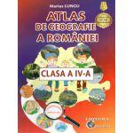 Atlas de Geografie a Romaniei clasa a-IV-a