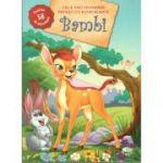 Bambi-Cele mai frumoase povesti cu autocolante