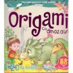 Origami cu Dinozauri
