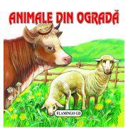 Animale din ograda pliant-FL