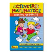 Activitati matematice pentru gradinita-Akademos Art