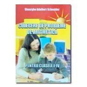 Culegere de probleme de aritmetica cls I-IV Ed. a 4-a