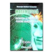 Matematica. Exercitii si probleme cls XII