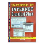 Initiere in internet, e-mail si chat