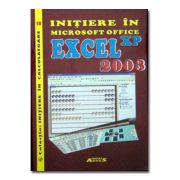 Initiere in Microsoft Office EXCEL XP 2003