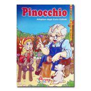 Pinocchio-carte de citit si colorat-Arves