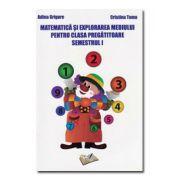 Matematica si explorarea mediului cls pregatitoare sem I-Ars Libri