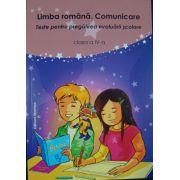 Limba romana. Comunicare cls IV-Nomina