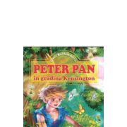 Peter Pan in gradina Kensington-Regis