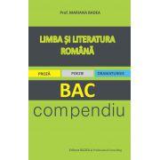 Limba si literatura romana BAC compendiu-Badea