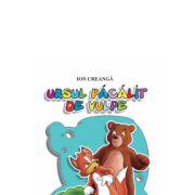 Ursul pacalit de vulpe Poveste de colorat-Roxel