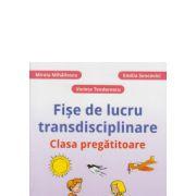 Fise de lucru transdisciplinare cls pregatitoare-Akademos