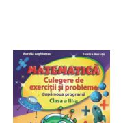 Matematica Culegere de exercitii si probleme cls III-Carminis