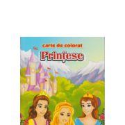 Printese Carte de colorat B5