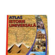 Atlas istorie universala+CD-SN