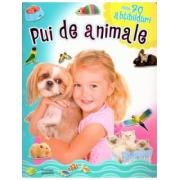 Pui de animale (contine peste 70 abtibilduri)