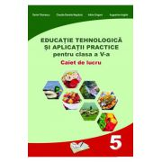 Educatie tehnologica si aplicatii practice cls V caiet de lucru