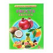 Fructe exotice-cartonase
