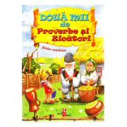 Doua mii de proverbe si zicatori-folclor romanesc