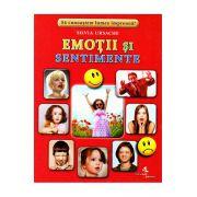 Emotii si sentimente-cartonase
