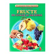 Fructe de livada si gradina-cartonase