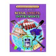 Scule, unelte, instrumente-cartonase