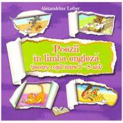 Poezii in limba engleza pentru copii  intre 5-8 ani-Ars Libri
