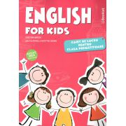 English for kids cls pregatitoare caiet de lucru-editie color-Booklet
