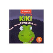 Kiki and the powerful itch