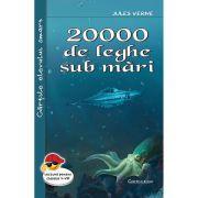 Douazeci de mii de leghe sub mari-Cartex